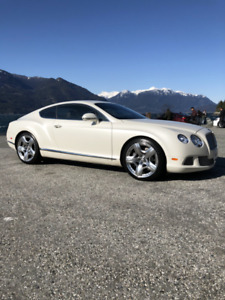 2012 Bentley Continental GT Mulliner W-12