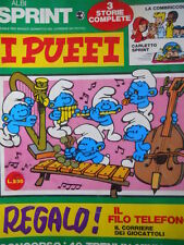 ALBI SPRINT n°6 1970 I PUFFI   [G322]