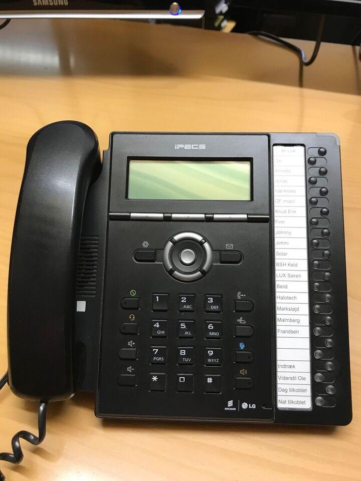643ad6d2a3e IP telefon, LG, IP8830 – dba.dk – Køb og Salg af Nyt og Brugt