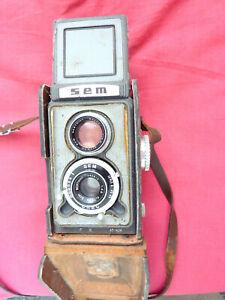 Appareil Photo  argentique - SEM - objectif = Berthiot