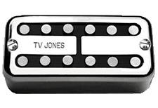 TV JONES MAGNA'TRON UNIVERSAL MOUNT CHROME NECK PICKUP