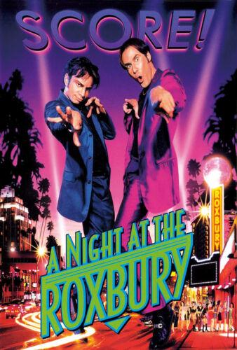 Art Poster NIGHT AT THE ROXBURY 1998 Classic Movie1 14x21 24x36 Hot Y3513