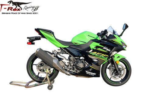 T-Rex Racing 2018-2020 Kawasaki Ninja 400 No Cut Frame Sliders