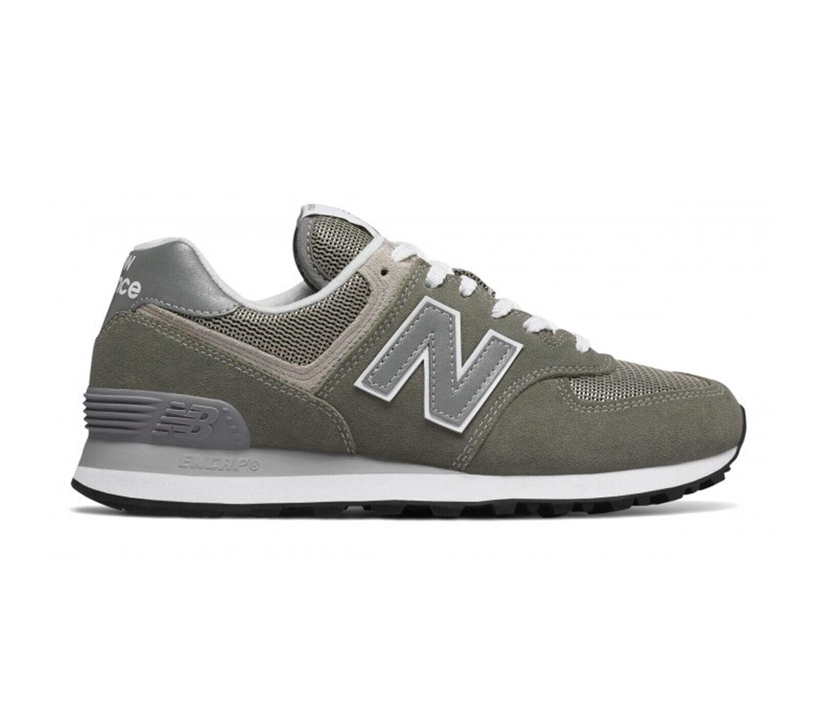 New Balance Women's 574 574 574 CORE CLASSIC shoes Grey WL574EG d 61dbde
