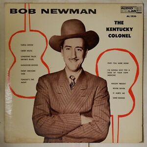 BOB-NEWMAN-the-Kentucky-Colonel-LP-AUDIO-LAB-AL-1536-Hi-Fi-Vinyl-LP