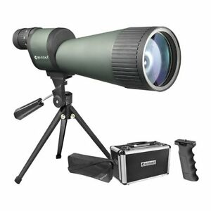 BARSKA-25-125x88-Waterproof-Straight-Spotting-Scope-Tripod-Carrying-Case