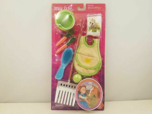 "My Life As /""Horse Care Playset /"" Grooming Tools Accessory Pony For 18/"" Doll"