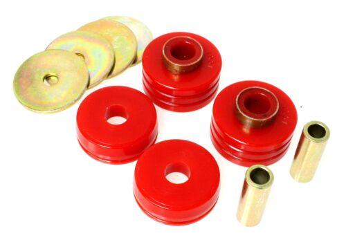 Energy Suspension 9.4102R Universal Mounts//Isolators