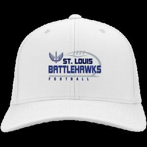 Louis BattleHawks Football Twill Cap Hat More Color XFL 2020 St