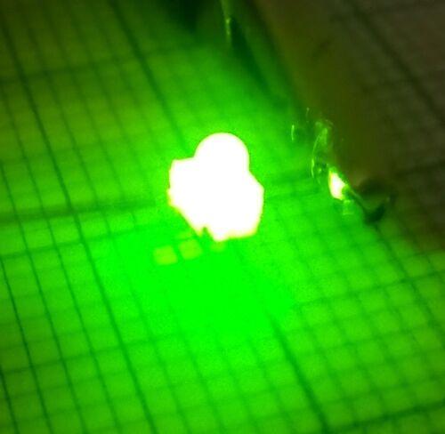 10 Stück Grün Led Leuchtdioden E104 1,8mm - 2 mm
