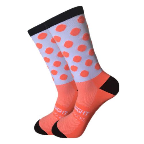 Men/'s Male Sport Cycling Socks Polyester Polyester Gym Running Jogging Socks