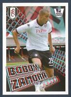 TOPPS 2011 PREMIER LEAGUE #177-FULHAM-WEST HAM-TOTTENHAM-BRIGHTON-BOBBY ZAMORA