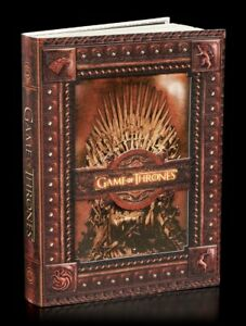 Game of Thrones Notebook - Iron Throne - Diary Got Note Book Notebook