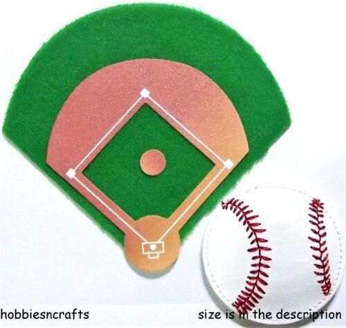 SPORT HOME RUN BALL PITCH BASEBALL EK SUCCESS JOLEE/'S BY YOU 3-D STICKERS