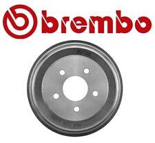 Brake Drum Rear IAP Dura BD80013