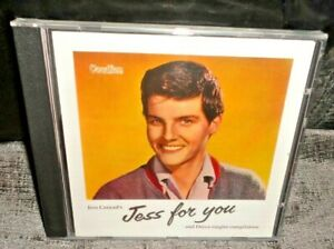 Jess-Conrad-Jess-For-You-And-Decca-Singles-Compilation-CD-2006-NEW-amp-SEALED