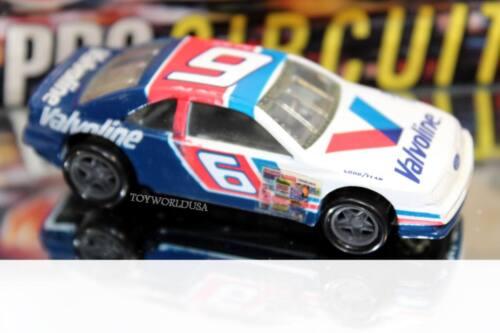 1992 Hot Wheels Pro Circuit  #6 Mark Martin Ford Thunderbird Valvoline