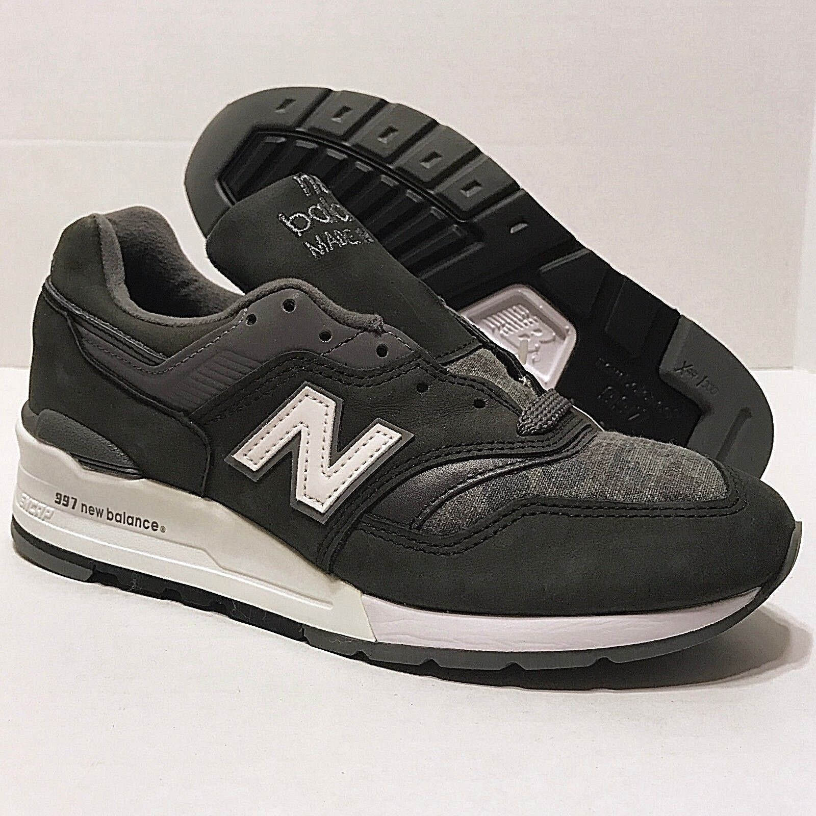 NEW BALANCE 997 Age of Exploration shoes Made in USA Grey MENS 6 or WOMENS 7.5