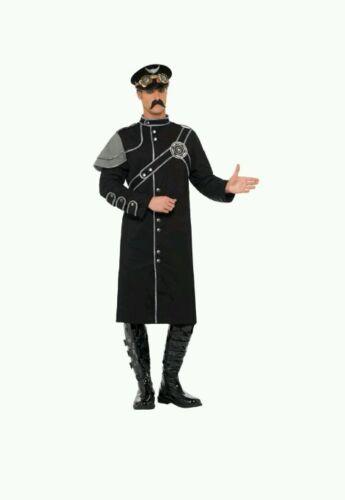 Smiffys military jacket mens fancy dress medium stag do Halloween
