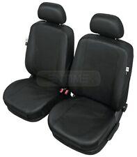 Schwarze Sitzbezüge für MAZDA 6 Autositzbezug VORNE