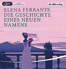Die Geschichte eines neuen Namens: Band 2 der Neapolitan... | Buch | Zustand gut