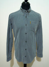 ARMANI JEANS Camicia Uomo Cotone Velluto Velvet Cotton Man Shirt Sz.M - 48