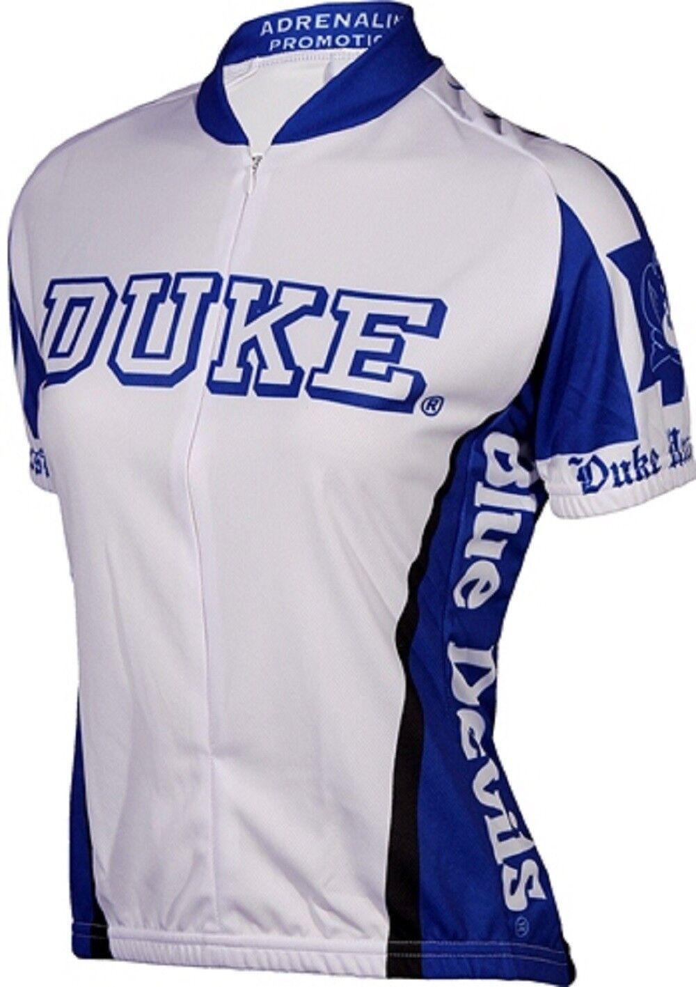 NCAA Women's Adrenaline Promotions Duke University bluee Devils Cycling Jersey   sales online
