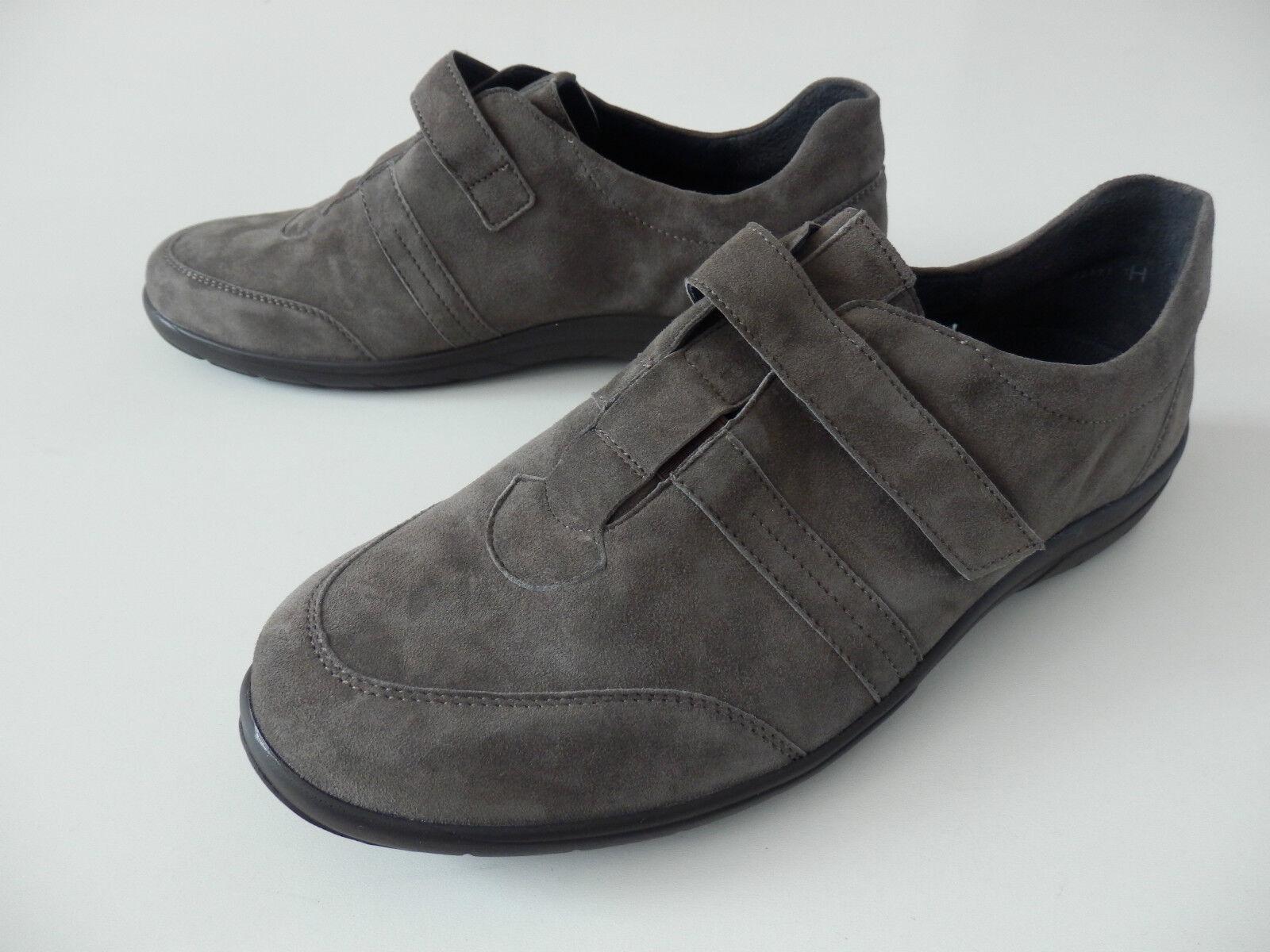 Semler michelle zapatos zapato velcro cuero cuero cuero Taupe vastas h talla 33 1 nuevo  bajo precio del 40%