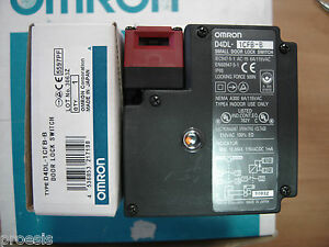 Omron-D4dl-1cfb-b-Guard-Locking-Interlock-Safety-Door-Switch-110v-Pg13-5