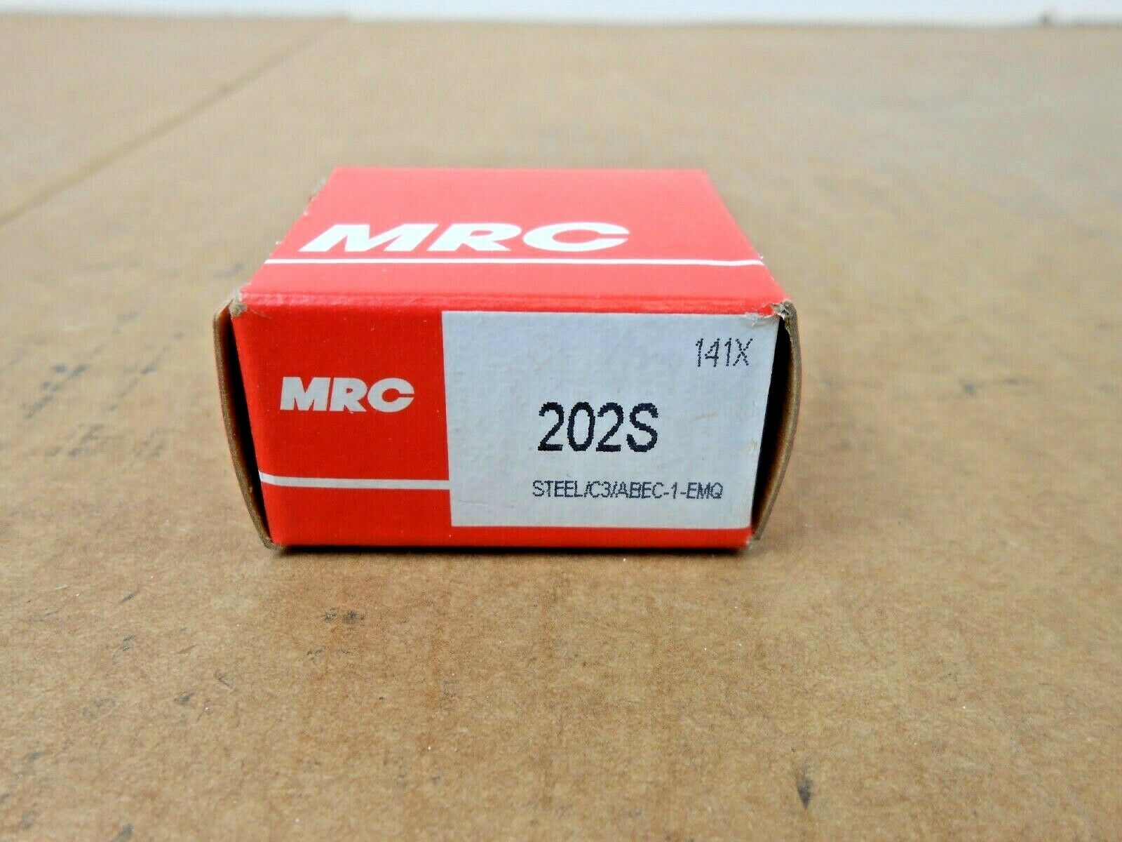 6 AVAIL 202S DEEP GROOVE BALL BEARING 15MM X 35MM X 11MM OPEN 1 NIB MRC SKF