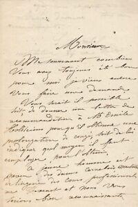 Louise-MICHEL-Lettre-autographe-signee