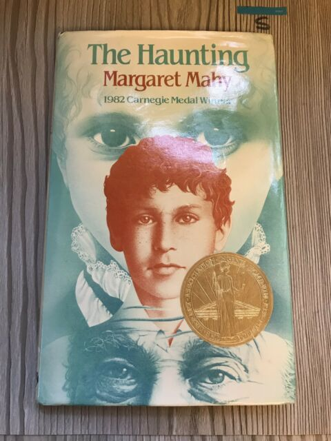THE HAUNTING BY MARGARET MAHY  1983 CARNEGIE MEDAL EDITION