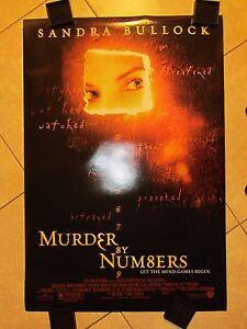 Murder-By-Numbers-movie-poster-Sandra-Bullock-original-1-sheet-movie-poster