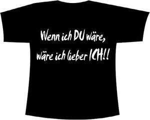 Mallorca-Gaudishirt-Fun-Shirt-034-Wenn-ich-DU-waere-waere-ICH-lieber-ich-034-S-5XL