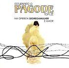 Estudando o Pagode by Tom Z' (CD, Oct-2007, 2 Discs, Luaka Bop)