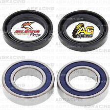 All Balls Rodamientos de Rueda Delantera & Sellos Kit Para Honda CR 250R 2003 03 Motocross