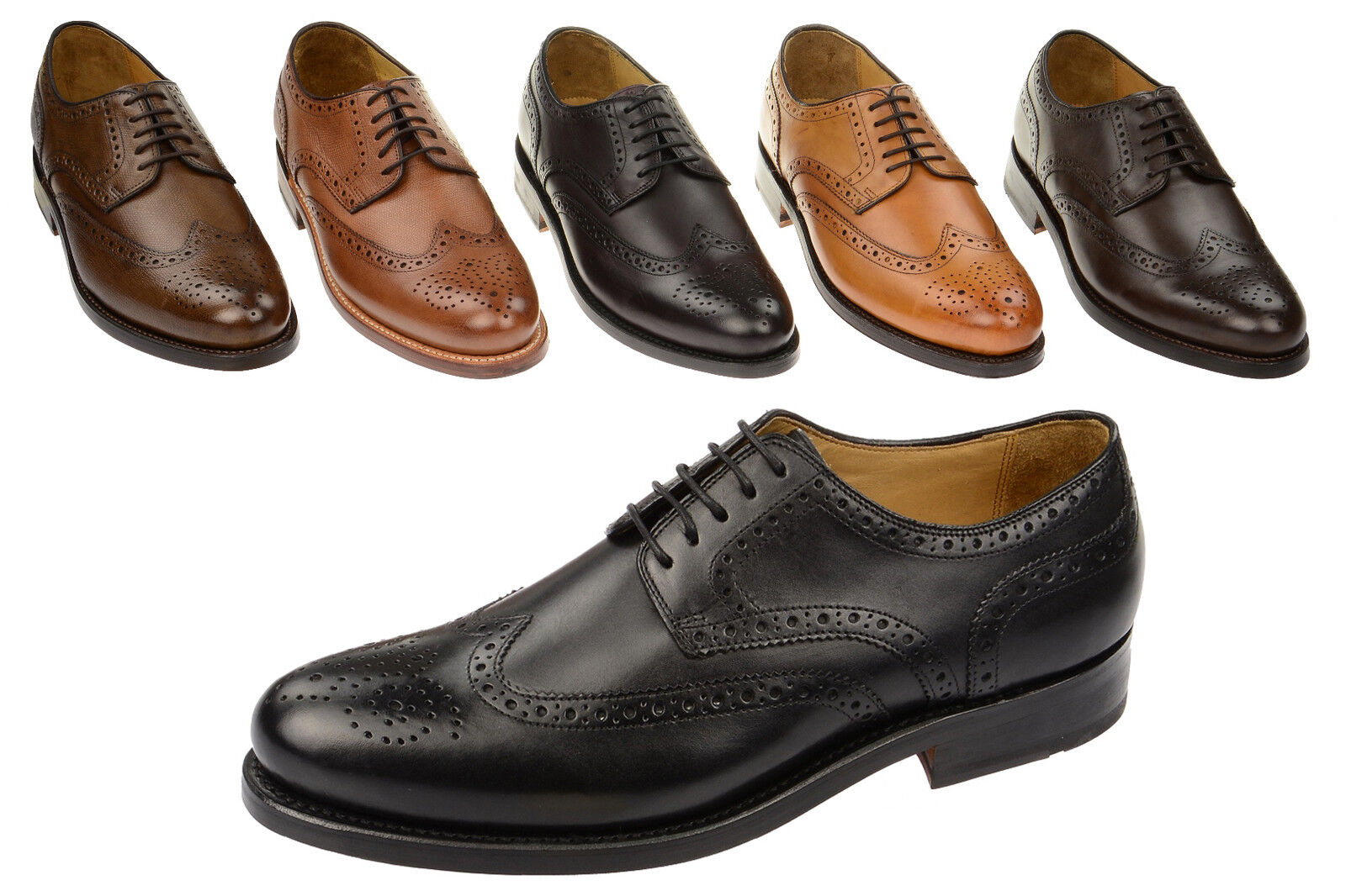 Rahmengenähte Schuhe & GoodYear Welted Ledersohle Gordon & Schuhe Bros Levet 2318 f30aad