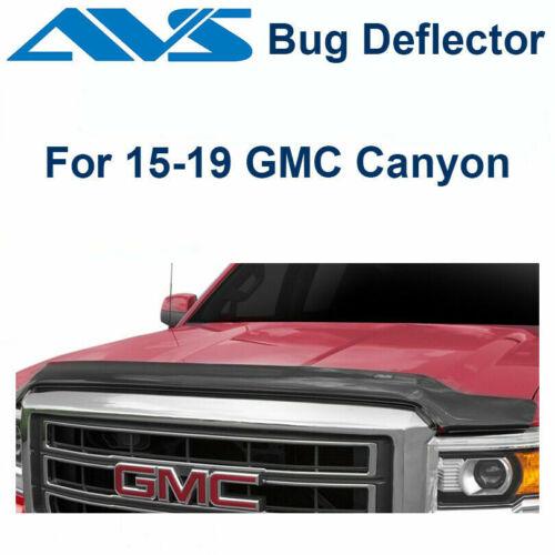 23056 AVS Bugflector Dark Smoke Hood Protector Shield For 2015-2019 GMC Canyon