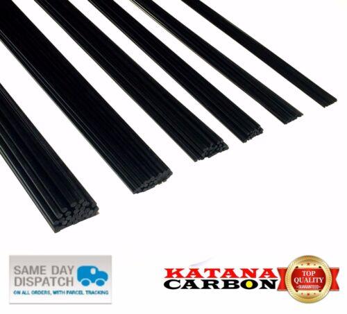 1 m 1 x Diameter 1mm x Length 1000mm Pultruded Premium 100/% Carbon Fiber Rod