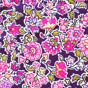 MESSAGE IN A BOTTLE B Liberty London Fabric Tana Lawn *TAF