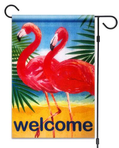 "Summer Decorative Garden Flag 12/""X18/"" Seaside Beach Watermelon Designer Flag"
