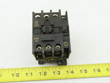 General Electric Cr4cf 10 600v 3ph 25hp Magnetic Contactor 208v Coil