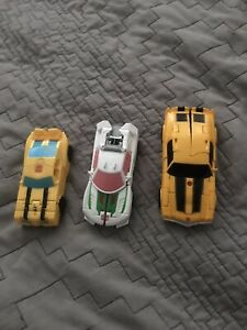 transformers Lot Wheeljack And Bumblebee