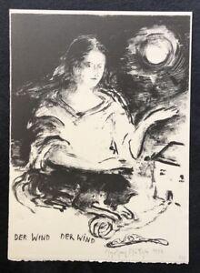 Stephan-Stuettgen-Der-Wind-der-Wind-Lithographie-1990-handsigniert-und-dat
