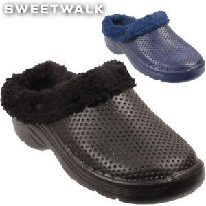 Unisex Indoors Winter Plush Clogs Warm Winter Slipper Hospital Garden Slippers