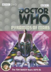Neuf Doctor Who - Pyramides De Mars DVD