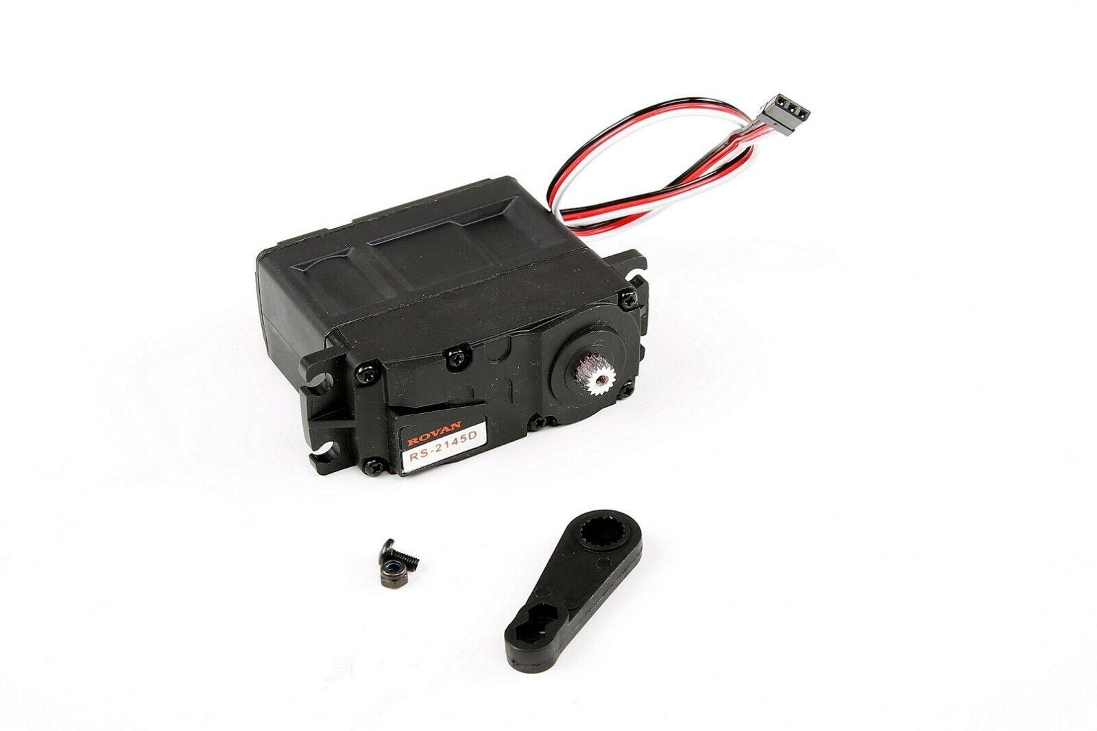 Rovan RS-2145D Metal Gear 45KG High Torque Digital Steering Servo For 1 5 Baja