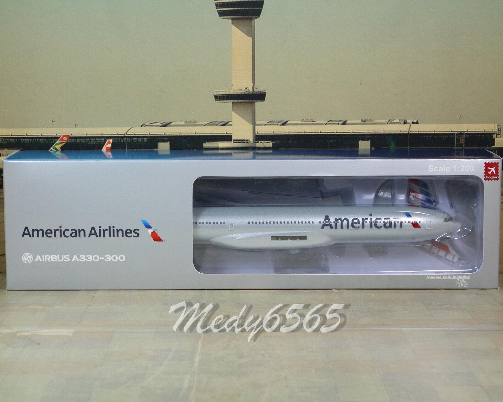 Hogan americano  Nuevo Color  Airbus A330-200 1 200