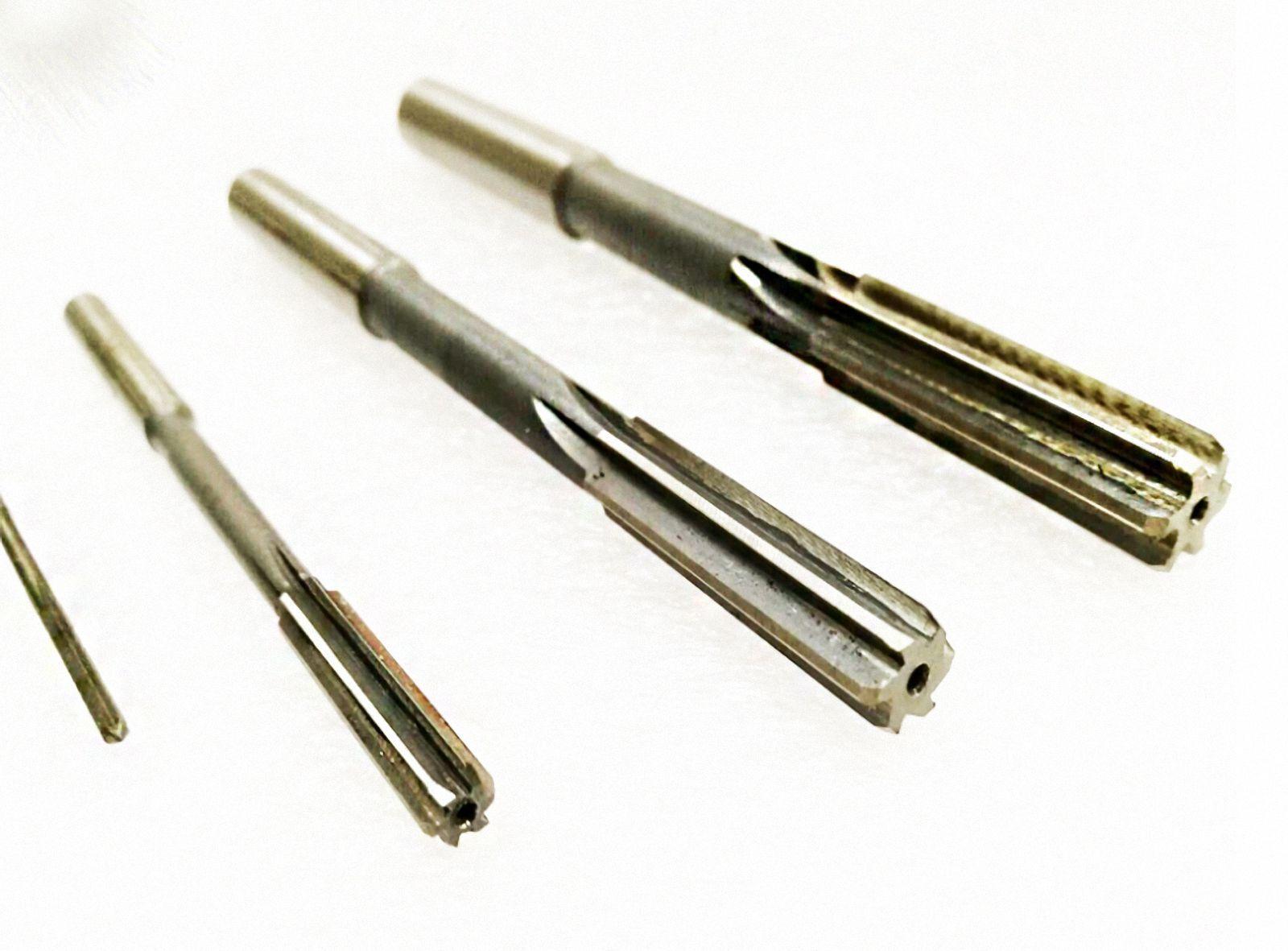 Auswahl Größe 3.0mm Sich 6.9mm H7 Gerader Schaft Hand Reibahle Dorl /_ A