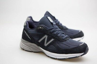 sale retailer a8196 57ff1 New Balance Men 990v4 M990NV4 - Made In USA navy silver M990NV4 | eBay